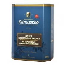 Kawa zbożowo-ziołowa na uspokojenie i przeciw bezsenności 200g Zioła Ojca Klimuszko
