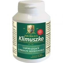 Tabletki wspierające wyciszenie i prawidłowy sen 120+60 tab. 90 dni Zioła Ojca Klimuszko