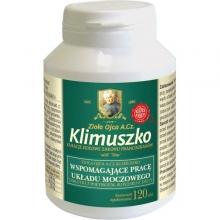 Tabletki wspierające prawidłową pracę nerek 120 tab. 30 dni Zioła Ojca Klimuszko