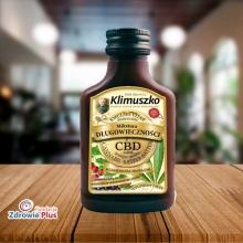 Mikstura długowieczności z CBD 100 ml Zioła Ojca Klimuszko