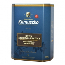 Kawa zbożowo-ziołowa wspomagająca odchudzanie 200 g Zioła Ojca Klimuszko