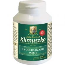 Tabletki wspierające zgrabną sylwetkę 120 tab. 30 dni Zioła Ojca Klimuszko