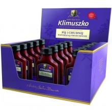 Pij i chudnij – wspomaganie prawidłowej masy ciała 15 x 100 ml 30 dni Zioła Ojca Klimuszko