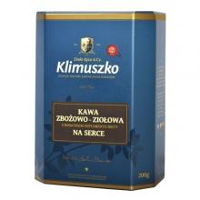 Kawa zbożowo-ziołowa dla zdrowego serca z dodatkiem ziół 200 g Zioła Ojca Klimuszko